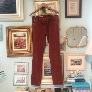 Ag Adriano Goldschmied Stevie corduroy jeans